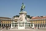 Statue of King José I (Lisbon)